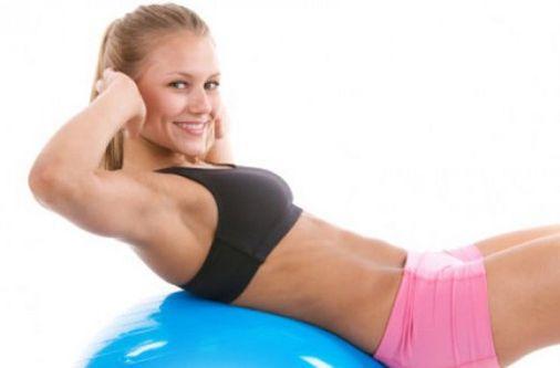Какие упражнения для похудения живота выбрать?