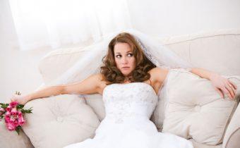 Стресс перед свадьбой: как его избежать?