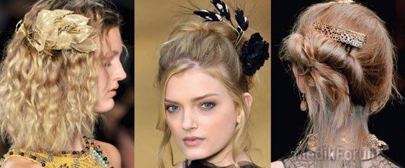 Модные женские аксессуары для волос, заколки