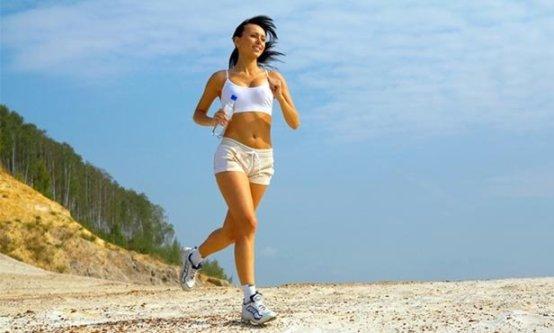 Бег, как способ похудеть