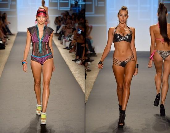 Модные купальники лета 2014: фото