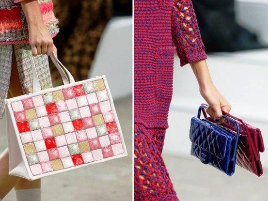 Модные сумки весна - лето 2014, фото