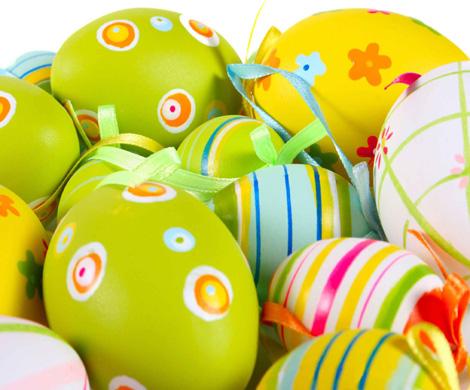 Как украсить пасхальные яйца: интересные идеи с фото