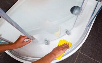 каким средством чистить акриловую ванну
