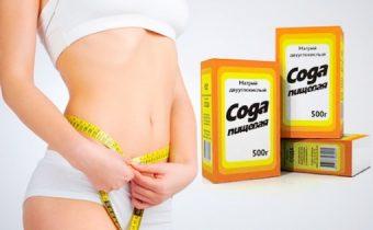 сода пищевая для похудения вред и польза