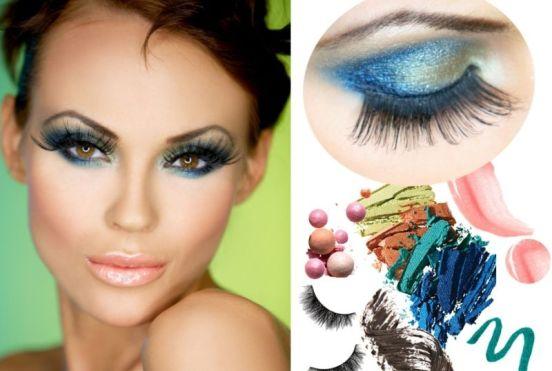 макияж на новый год 2016 (год Обезьяны)