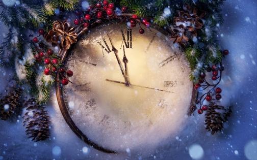 Сценарий празднования Нового года 2017
