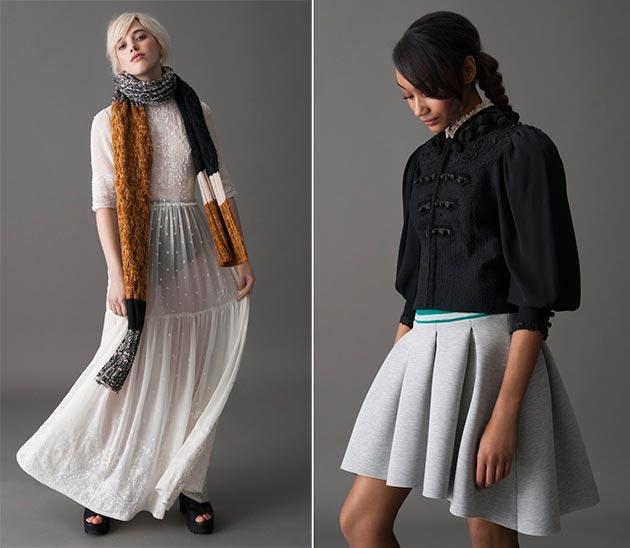 Актуальные юбки 2015