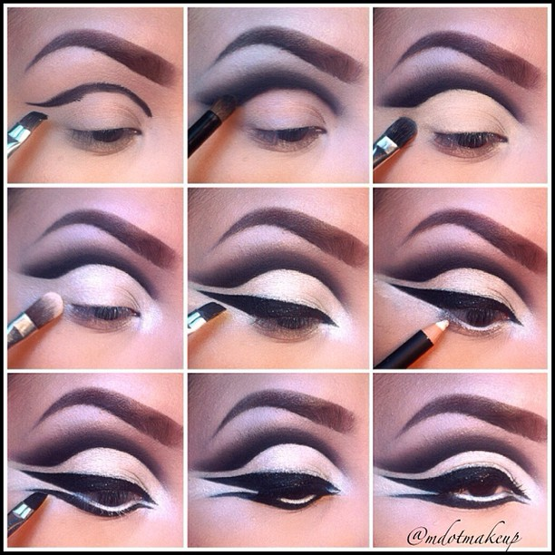 Eye makeup turorial
