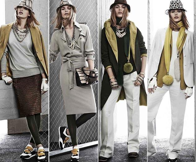 Модные полупальто и пальто 2015, фото