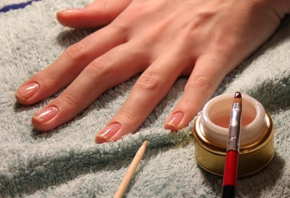 Как Покрывать Ногти Гелем Пошаговая Инструкция - фото 2