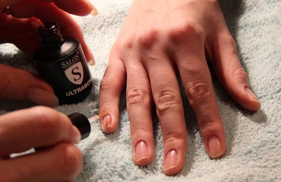 Как покрывать ногти гелем пошаговая инструкция