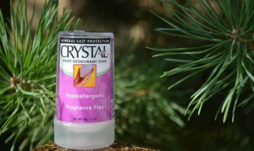 минеральный дезодорант отзывы