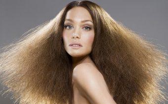 что делать, чтобы волосы не магнитились зимой