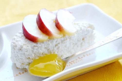 «Вкусная» диета: творог и яблоки