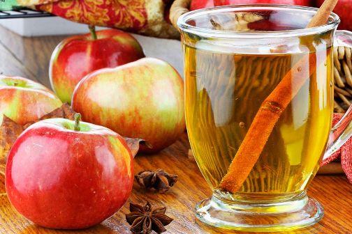 Яблочный уксус в уходе за кожей