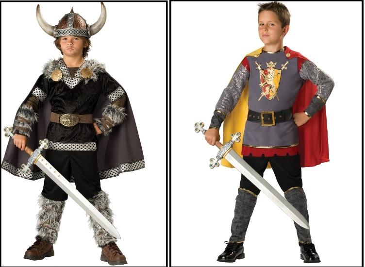 своими руками год костюмы новый на рыцаря