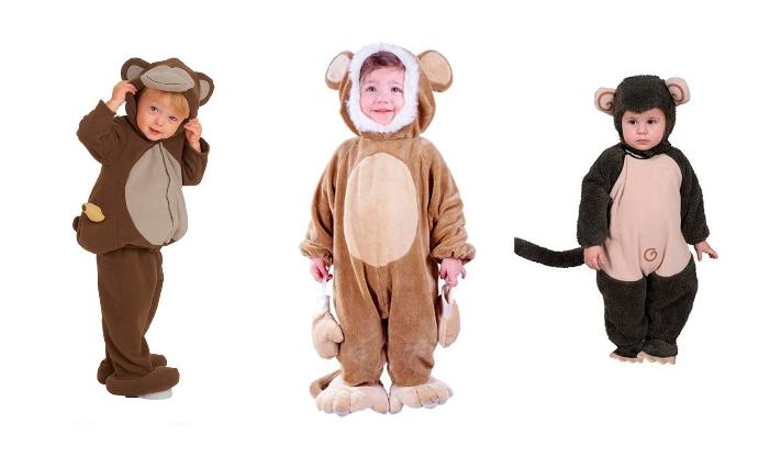 Костюмы на новый год обезьяны
