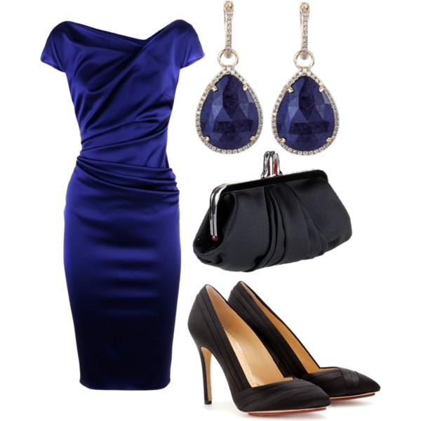 Назовите цвет платья
