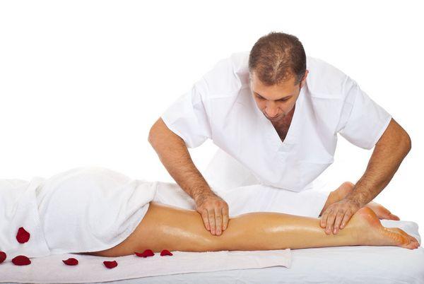 массаж с эфирными маслами, фото