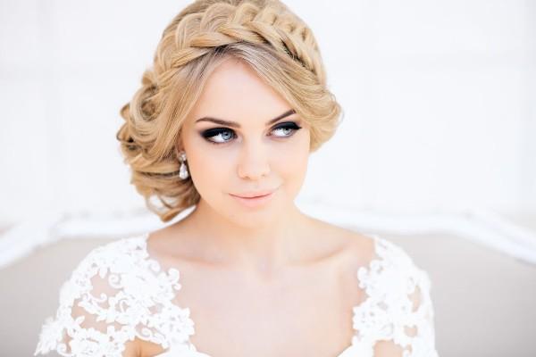 Фото прически на средние волосы (100 примеров) Женские прически 42