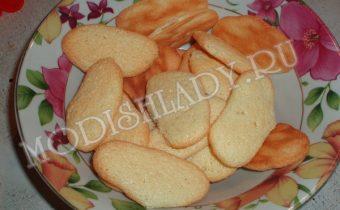 печенье савоярди для тирамису, фото