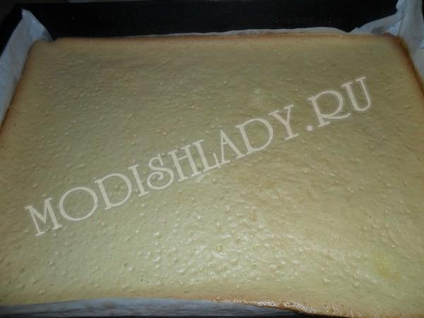 Птичье молоко торт бабушкины рецепты