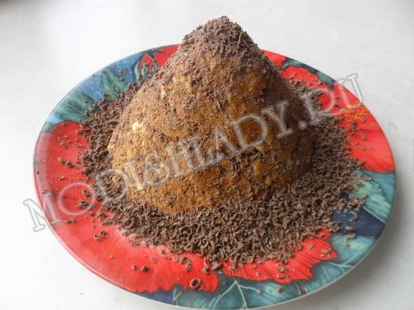 фото муравейник торт черного цвета