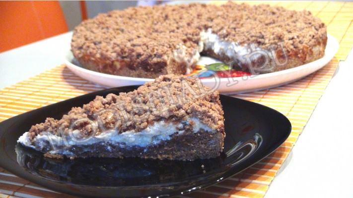 ресочный пирог, фото