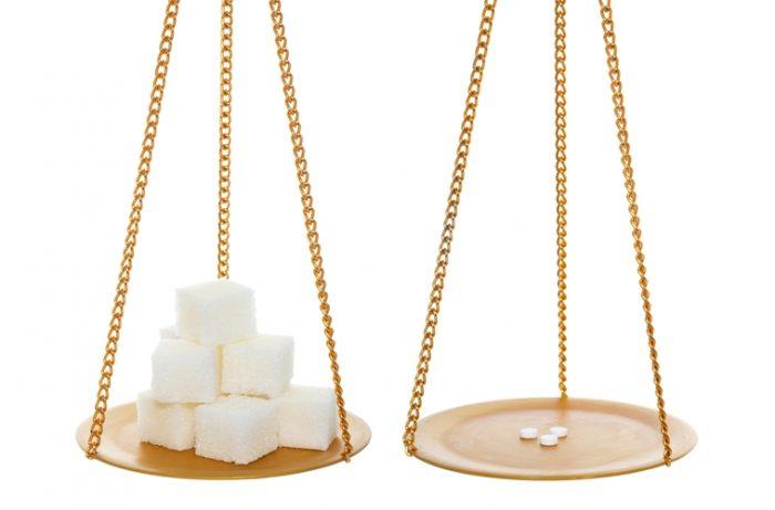 вреден ли сахарозаменитель