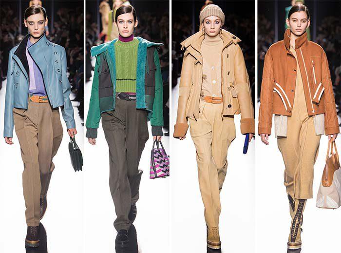 Фото модных курток в 2017-2018