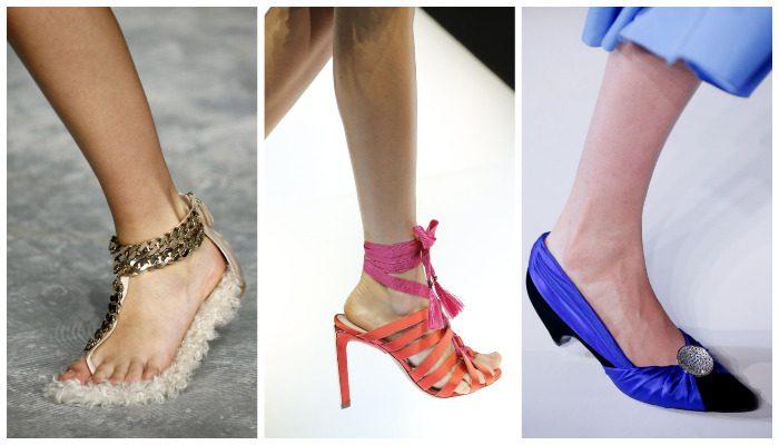 модные туфли 2018 фото
