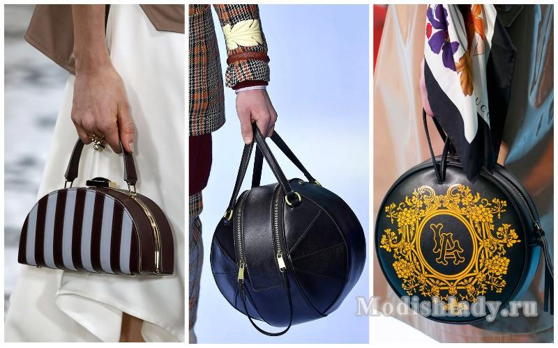 8952e890a337 Модные и красивые сумки грядущего сезона в актуальной осенне-зимней палитре  будут представлены оттенками голубого, желтого, красного, синего, ...